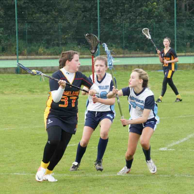 U15s V Brooklands 23rd Sept