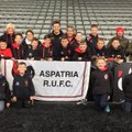 St Benedicts Juniors vs. ASPATRIA junior black reds