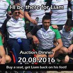 Website for Liam's fundraising auction is open!