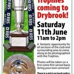 Six Nations Trophies Coming To Drybrook
