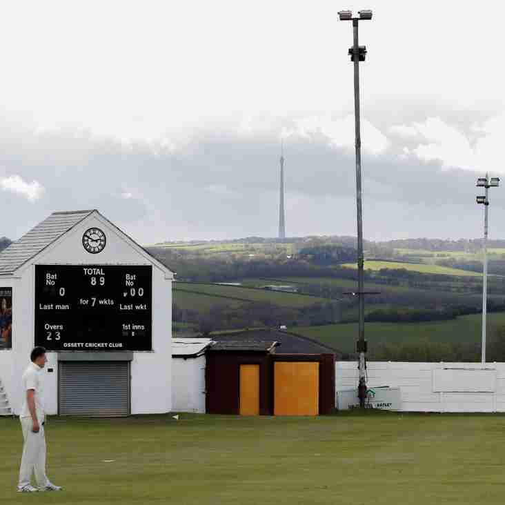 Ossett 2nds in Close Win Over Cleckheaton