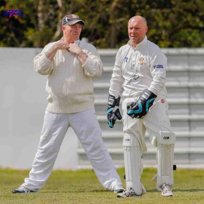 Ossett 2nds v Bankfoot 2nds 30th April 2016 Mark Gledhill