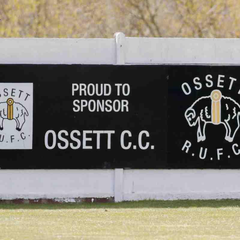 Ossett 2nds v Bankfoot 2nds 30th April 2016 Mark Gledhill