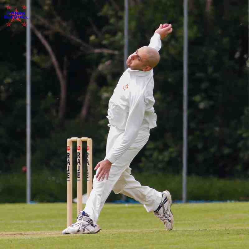 Ossett 2nds v Bowling Old Lane 2nds 28th May 2016
