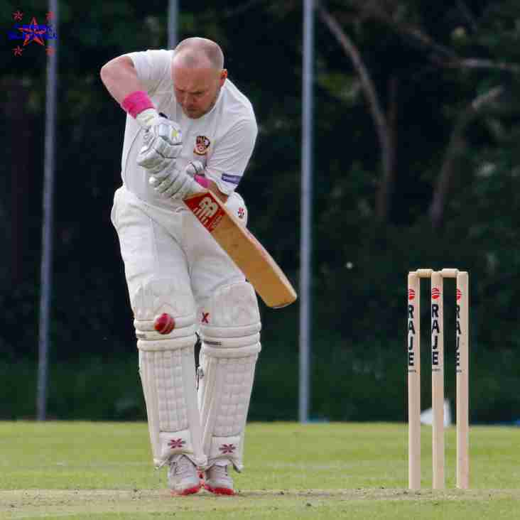 Ossett 2nd XI Overpower Wrenthorpe