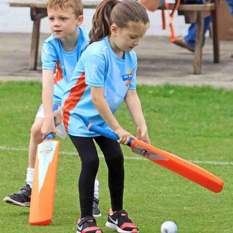 Ossett CC All Stars Cricket Day 2017