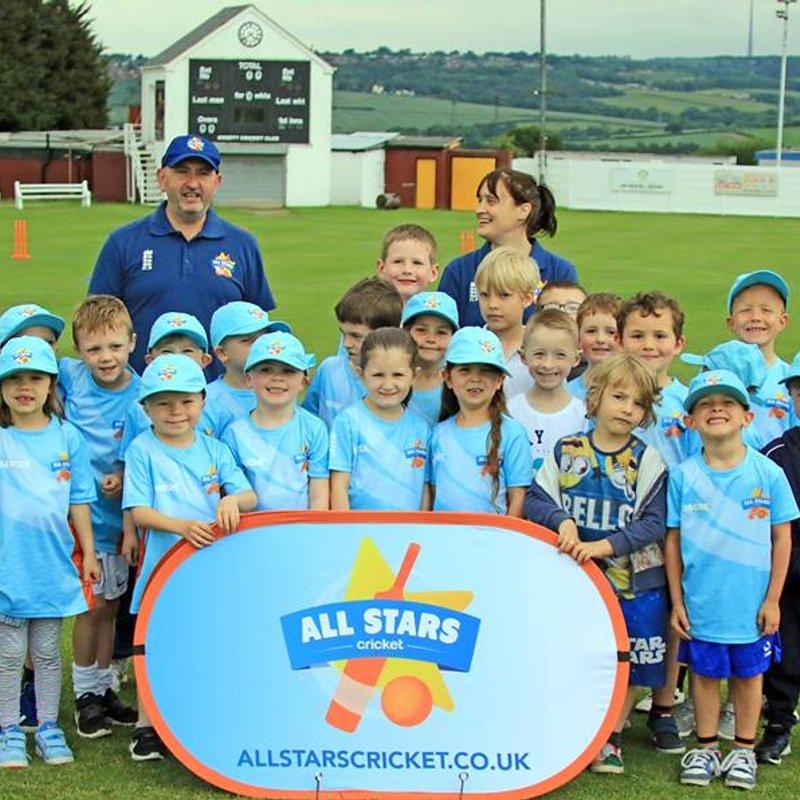 Ossett CC All Stars Cricket Day 2017