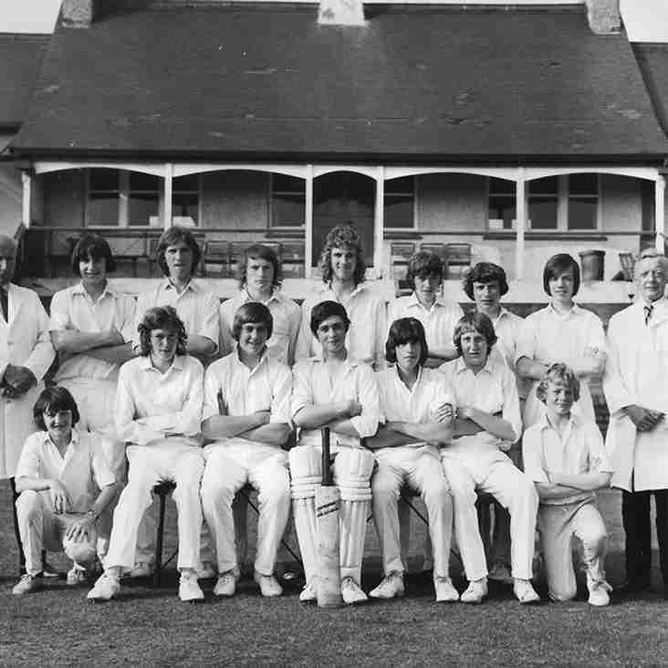 All conquering Ossett CC Juniors circa 1972