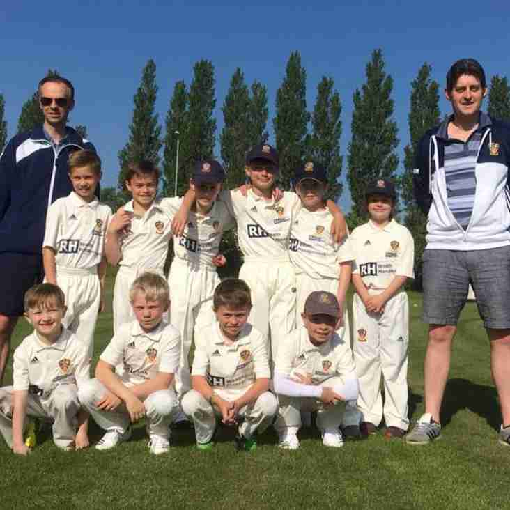 Ossett get to the final of first Under 9s gala