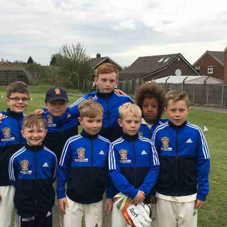 More Ossett juniors selected for District squad