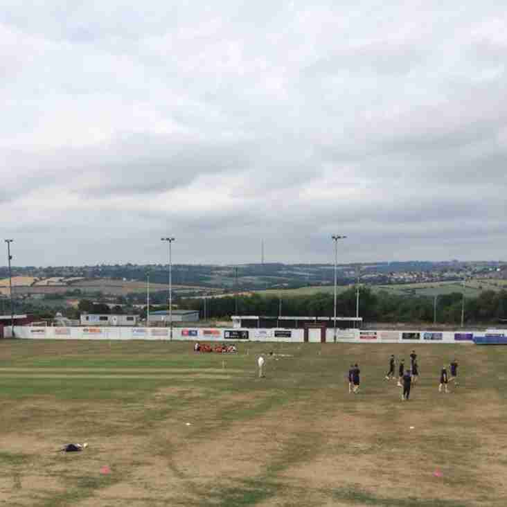 Ossett CC host excellent Yorkshire CCC V Lancashire CCC U14s game