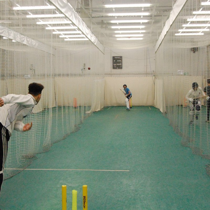 Senior indoor nets begin 21st February 2019