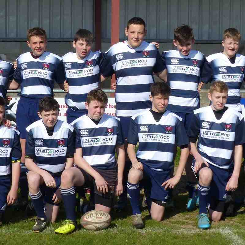 Welshpool U14s GC Festival with Cobra Players 9 April 2017