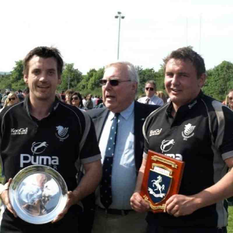 Deal and Bettes Vs Westcombe Park / Kent Plate Final