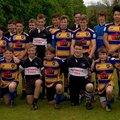 U16s lose to Walcot