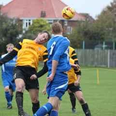 Waveney F.C. 1st Team v Hindringham
