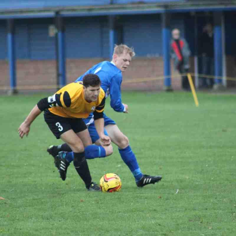 Kirkley senior cup