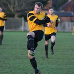 Waveney F.C. 1st Team v North Walsham Town