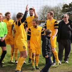 Waveney beat Haughley Utd a massive achievement