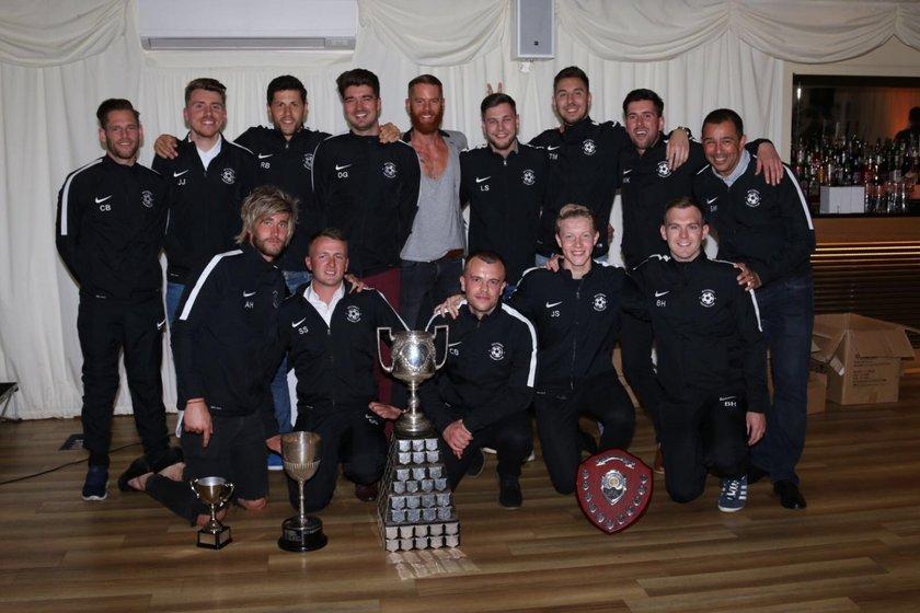 Waveney F.C. 1st Team v Acle United