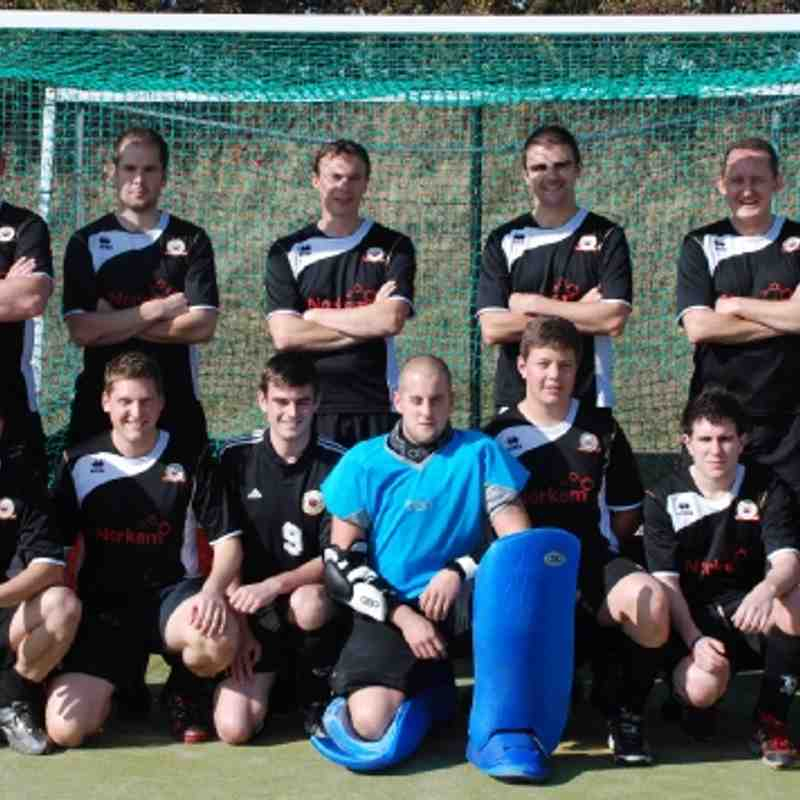 Knutsford Men's 1's Team Photos