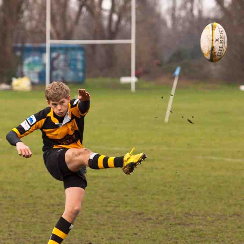 Tring U15A versus London Welsh - March 11 2012
