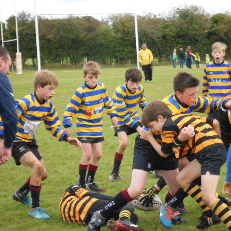 Strong performance from Hungerford U11s