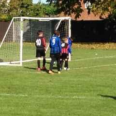 FC Burbage Wildcats U9 vs Leicester Nirvana U9