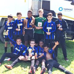 Leicester Nirvana U12s Win Quorn Tournament 2015-16