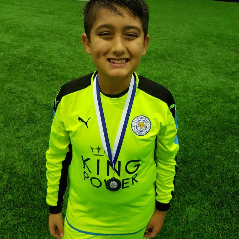 Leicester City Training Academy 2016