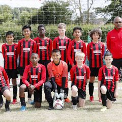U11s Asfordby Tournament 2017-18