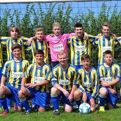 U16 2014 - 15 Season