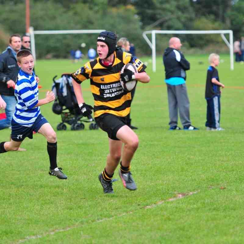 U14 2011-09-18 Ayleston St James