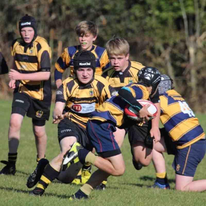 U14 2012-10-14 Loughborough