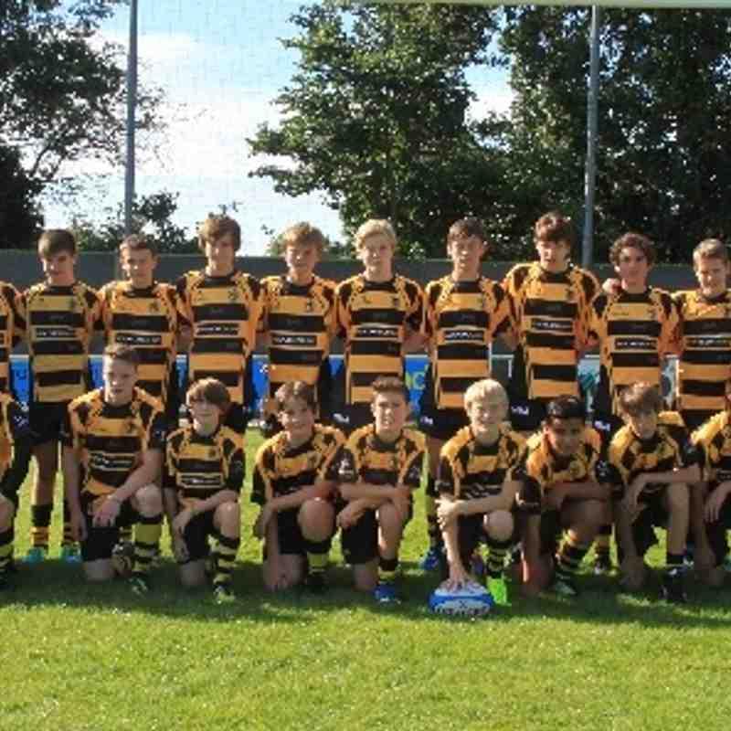 2013-09-08 U14 vs Lutterworth.