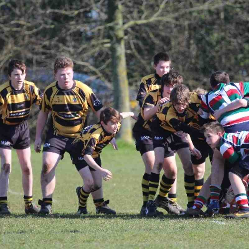 U14 2014-03-16 Lutterworth