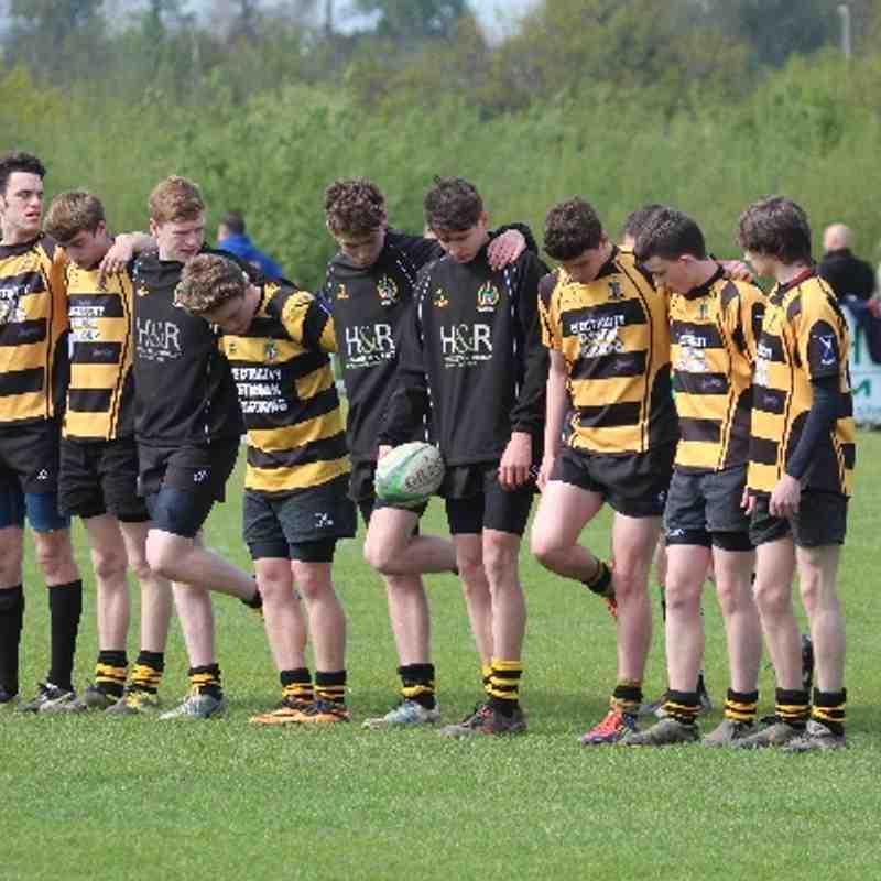 U16 2014-05-04 vs Coalville