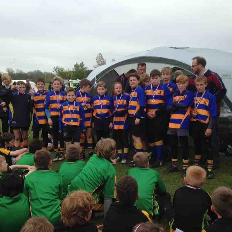 2015 Vectis Cup Runners Up