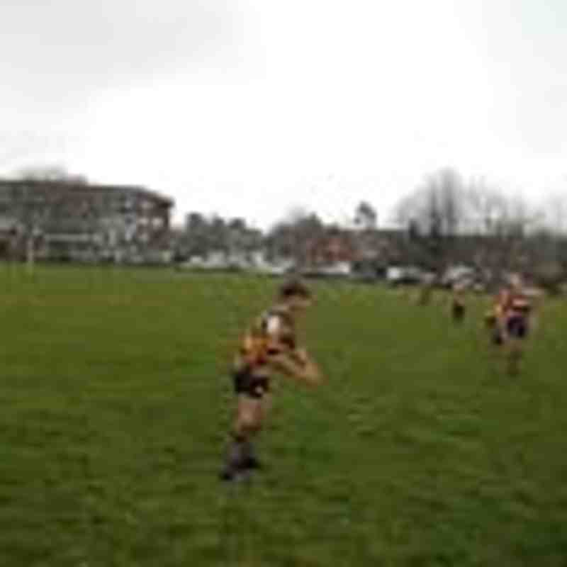 U12s - SAXONS v Bournemouth and Poole Festival - 2nd April 2016