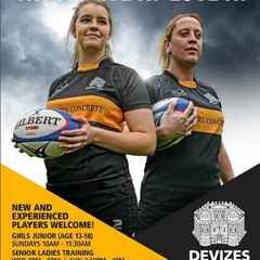 ***Devizes Ladies Rugby Partnership Scheme ***