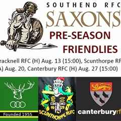 Rugby Is Back - Join Us at Warners Bridge!