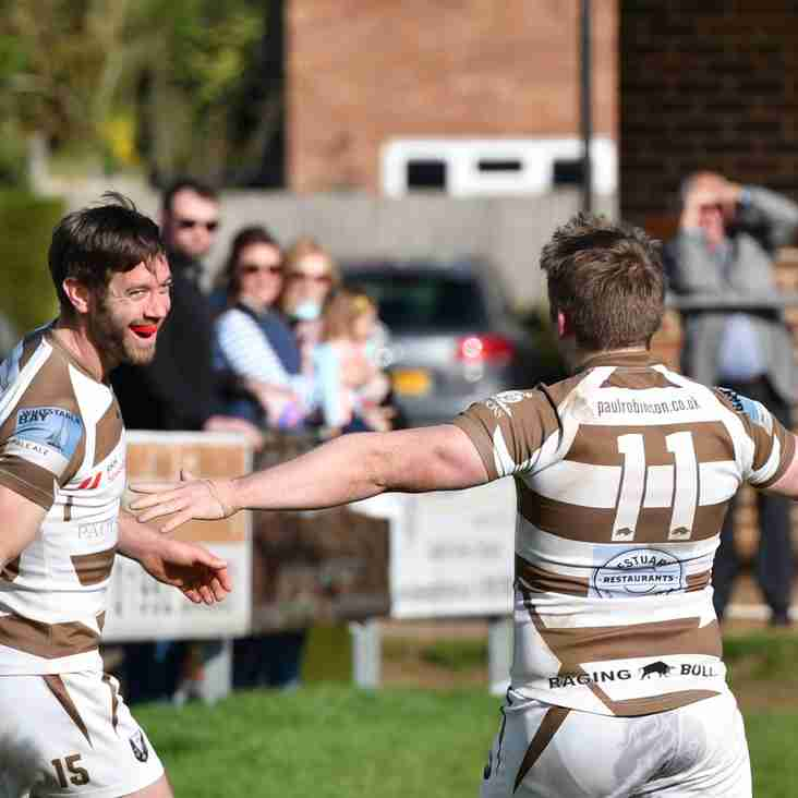 Last Second Win Makes It Four In A Row For The Saxons