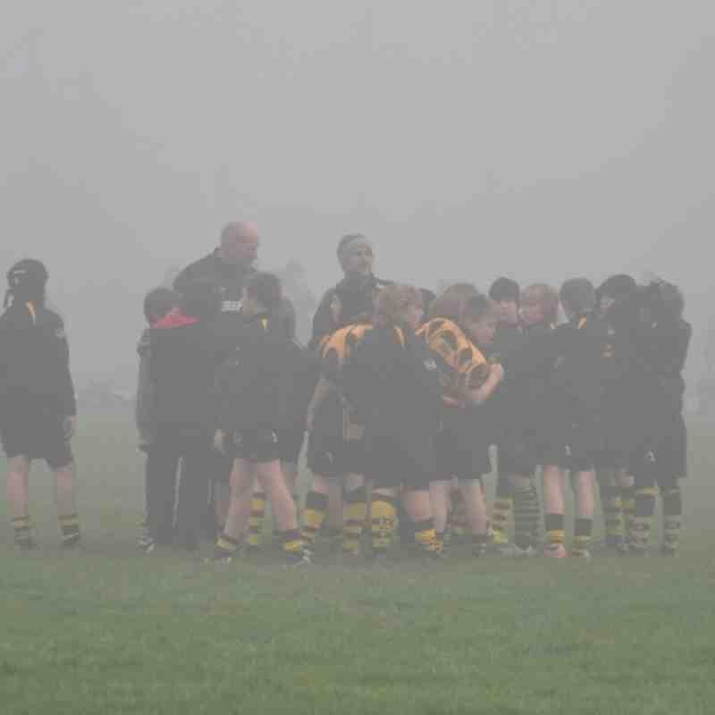 U11`s County Cup Sunday 20th November 2011