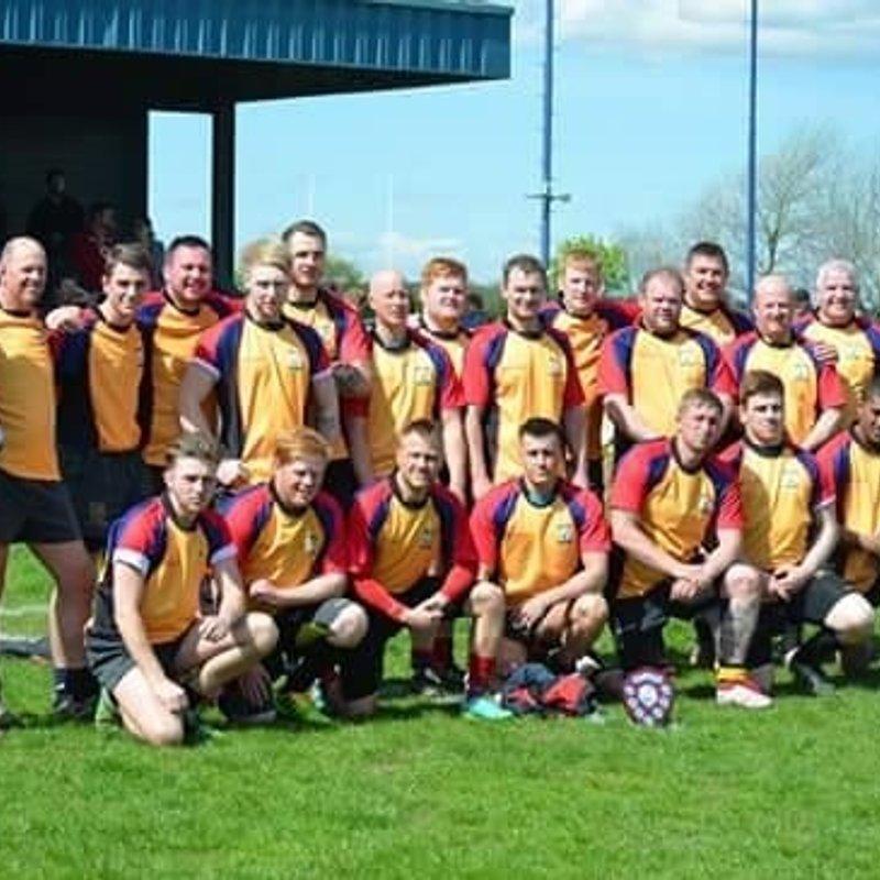 Development XV beat Derby 3rd 12 - 55