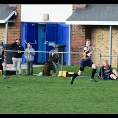 Colts vs Tottonians 13/01/2019