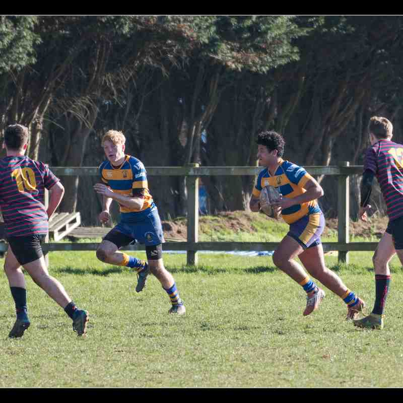 Colts vs Trojans 24/02/2019