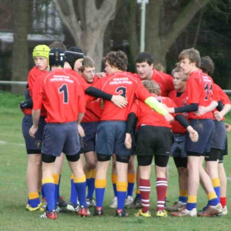 U16 Romsey Home