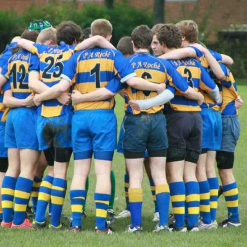 Portsmouth Cup Colts