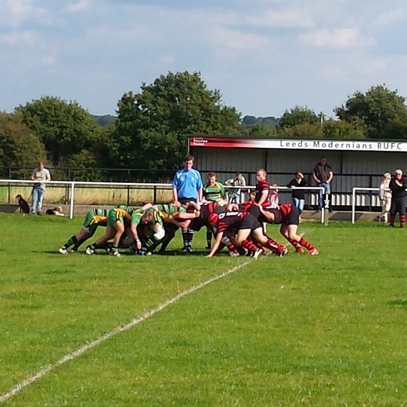 Leeds Moderians v Bramley Phoenix in the cup