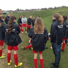 U14 Girls v Eastbourne Girls
